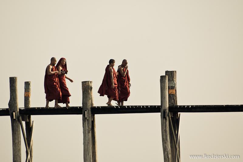 u bein bridge mnisi