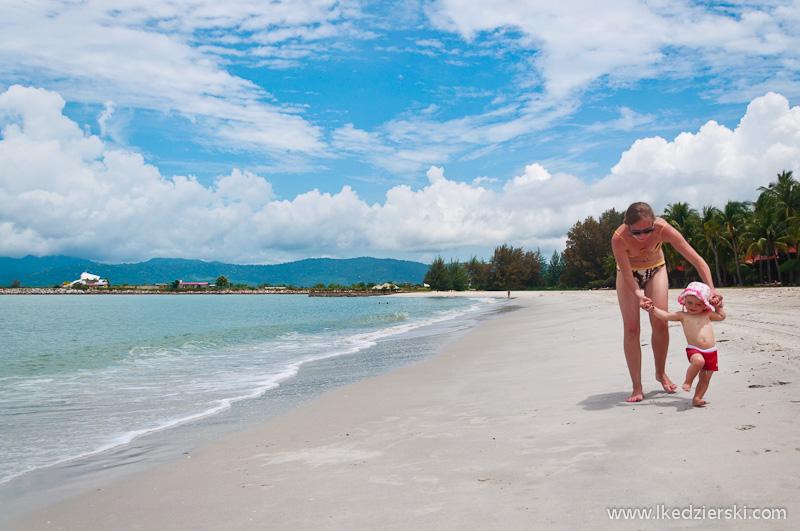 malezja langkawi plaża