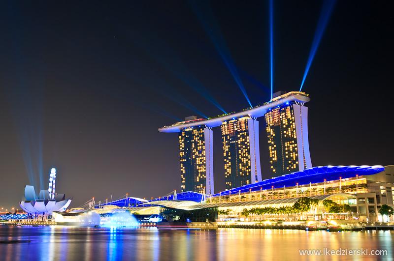 malezja singapur marina bay sands