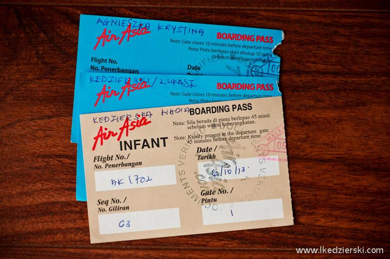 airasia boarding card
