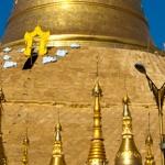 Shwedagon Pagoda – magiczne miejsce w Rangunie