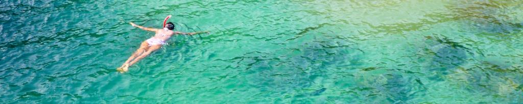 panorama snorkeling na tioman