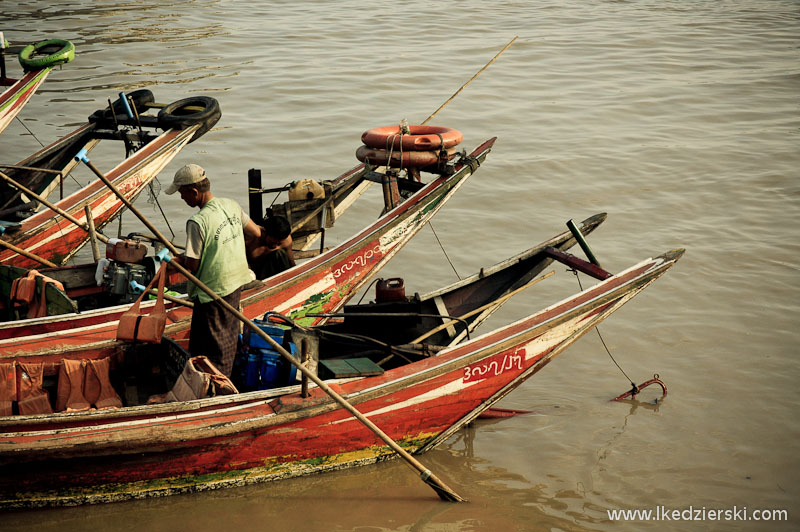 Nadbrzeże w Rangunie