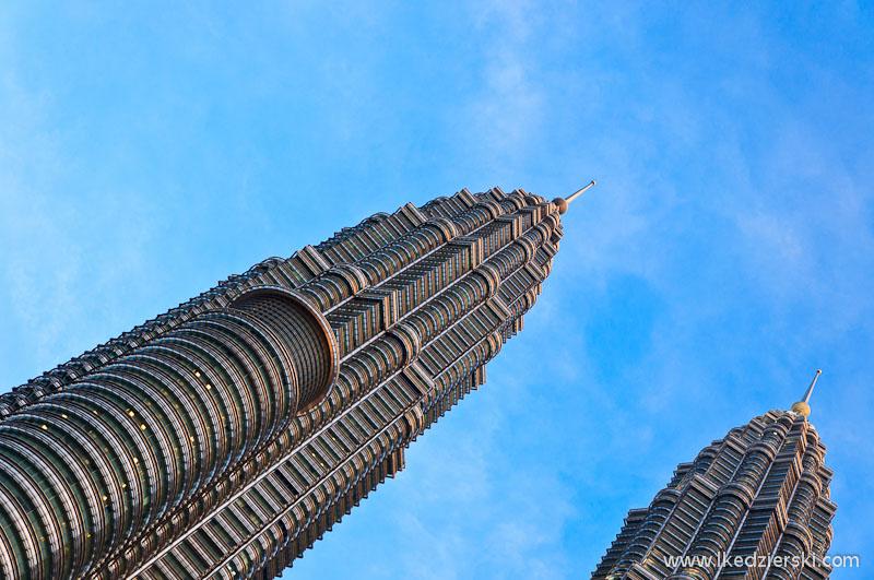 wieże w kuala lumpur