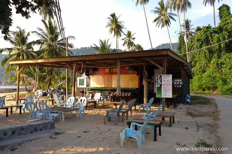 wyspa tioman bar