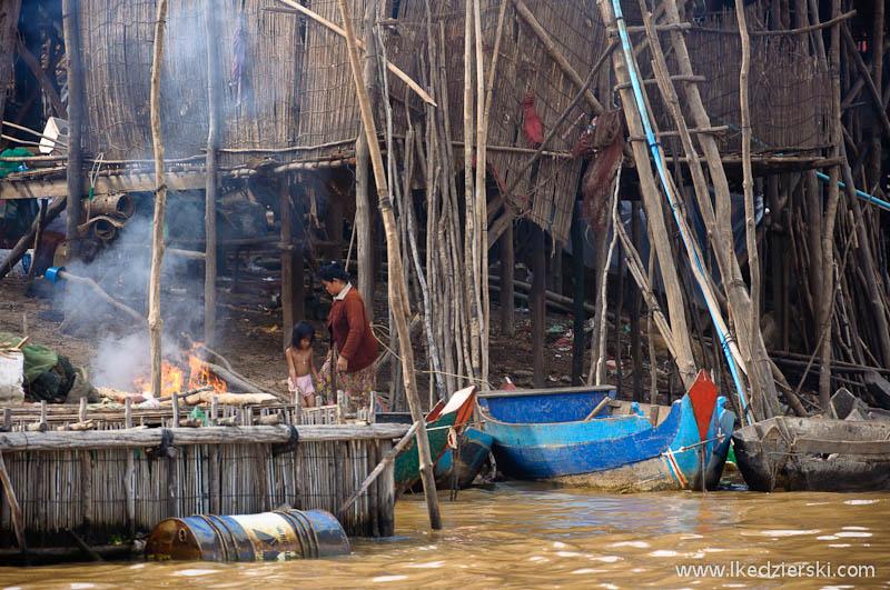 kambodza kampong phluk