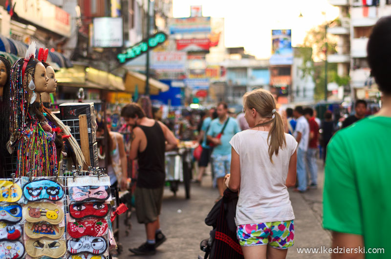 tajlandia khao san road
