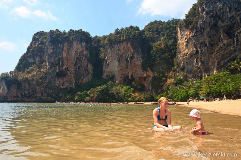 tajlandia ton sai plaża