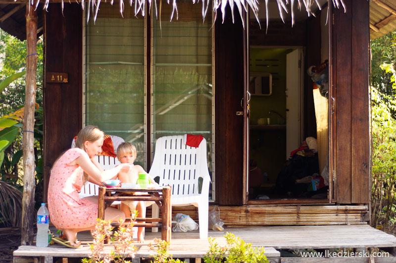 tajlandia koh chang bungalow