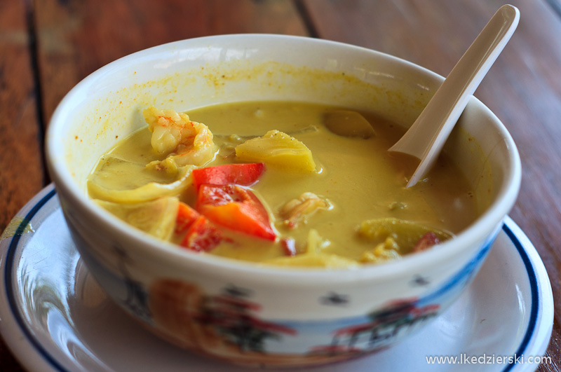 tajlandia yellow curry