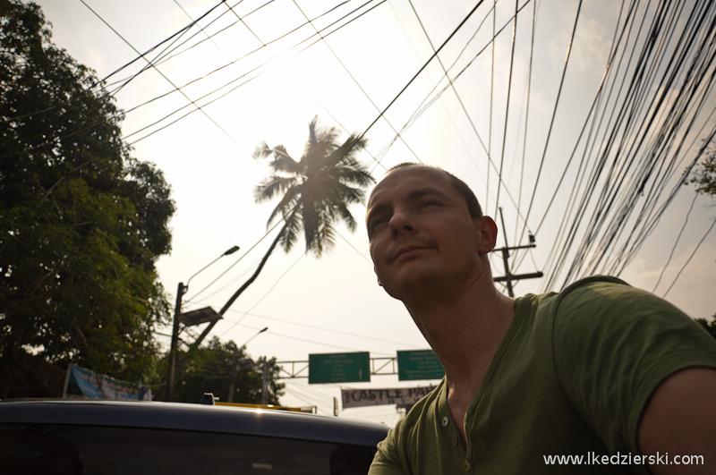tajlandia koh tao taxi