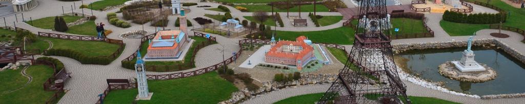 panorama park miniatur