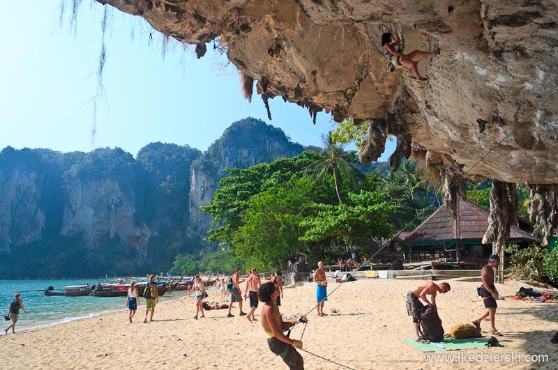 Wspinaczkowy raj Tajlandii