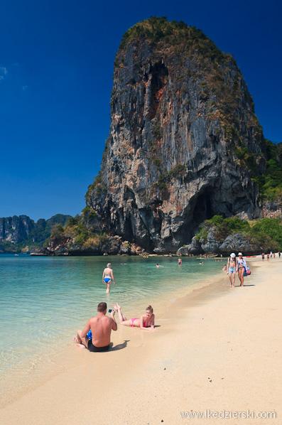 hat phra nang plaża