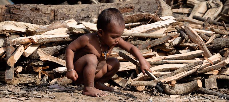 kampong phluk dziecko