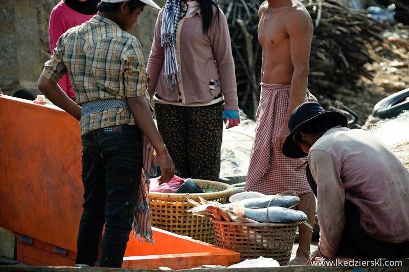 kampong phluk życie w wiosce