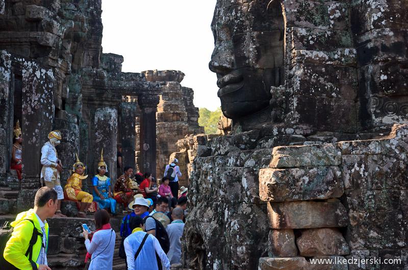 angkor thom ludzie