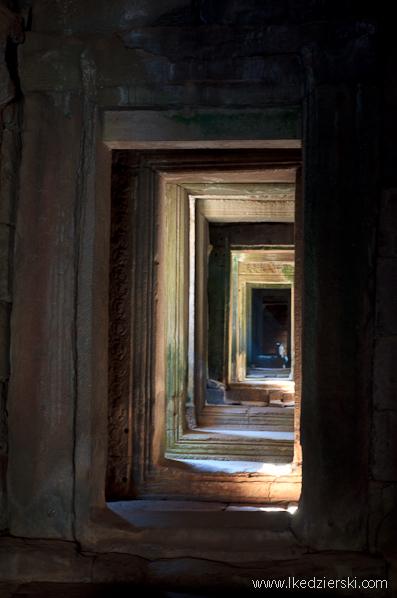 angkor thom korytarz