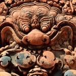 Banteay Srei, czyli czerwone piękno kobiet