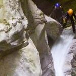 Kanioning we Włoszech – Kanion Ania