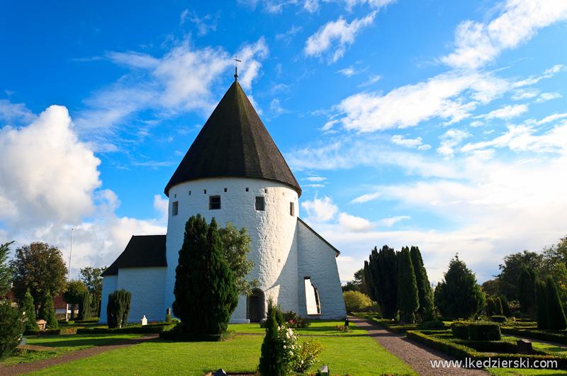 bornholm kościół rotundowy