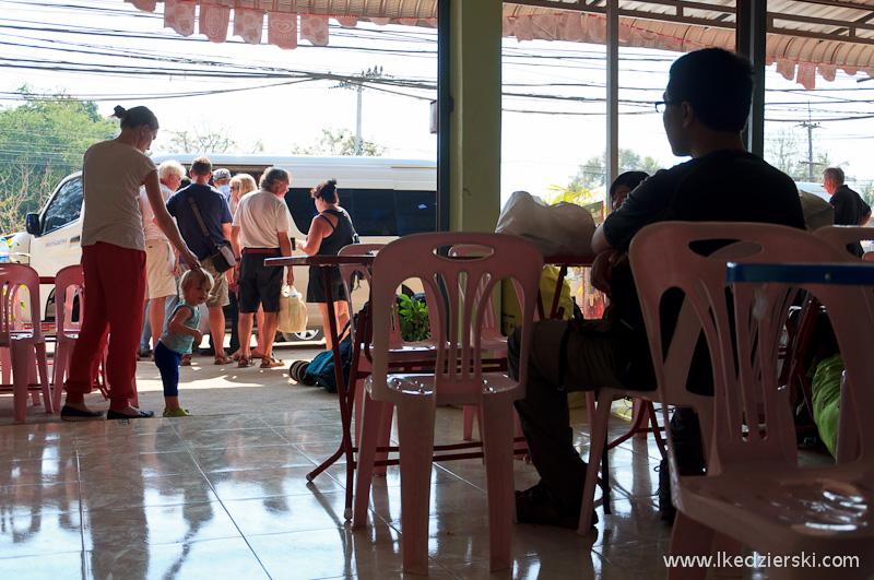 tajska agencja turystyczna
