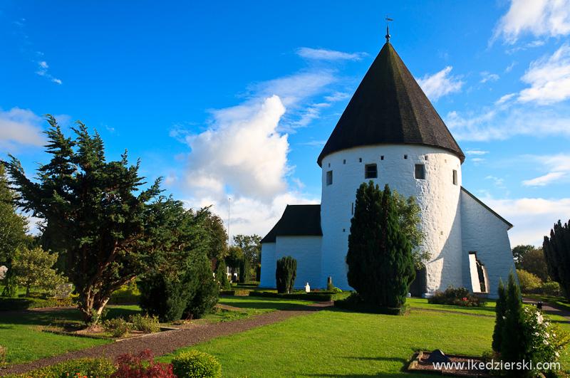 bornholm kościół rotundowy olsker