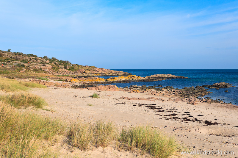 hammeren plaża