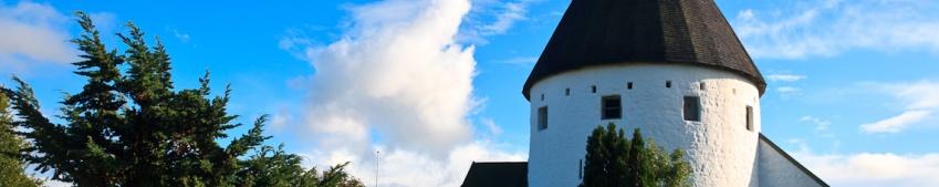 panorama kościoły rotundowe