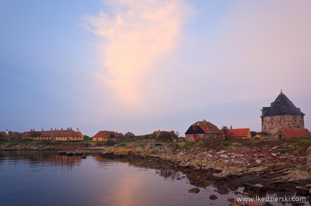 christiansø o wschodzie słońca zdjęcia