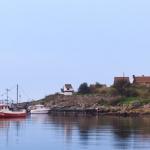 Christiansø i Frederiksø przed najazdem turystów