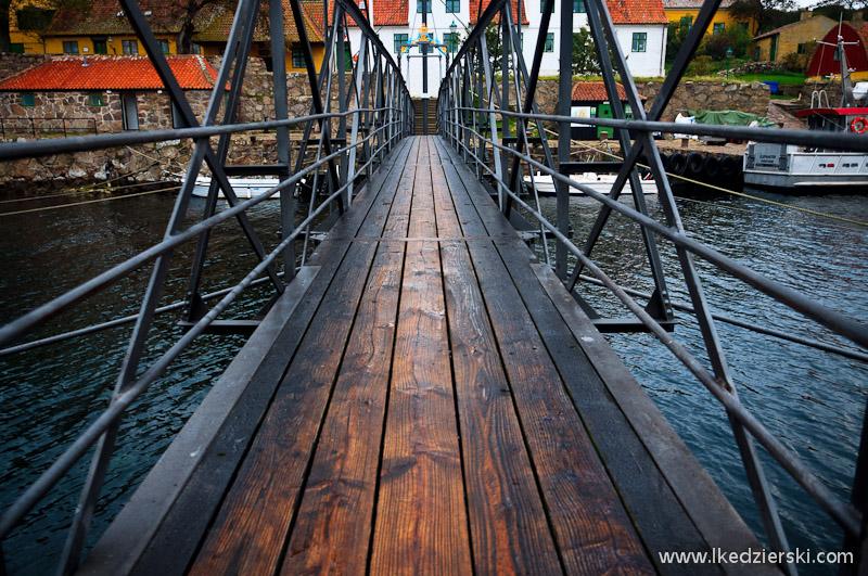 most pomiędzy Frederiksø i Christiansø
