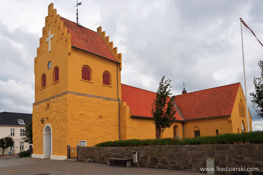 allinge photo church