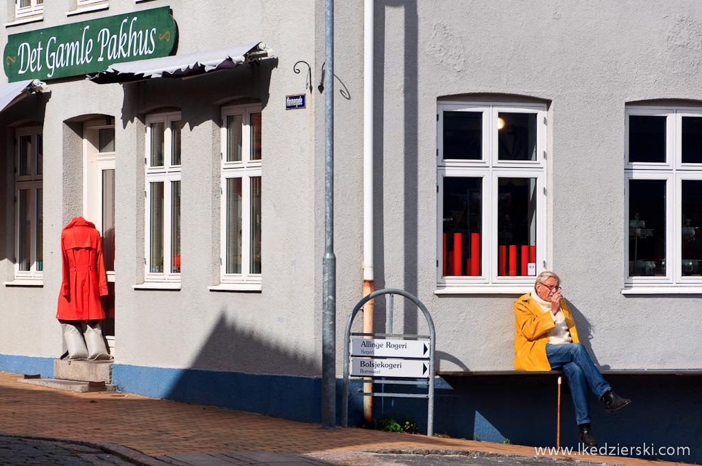 allinge photo street