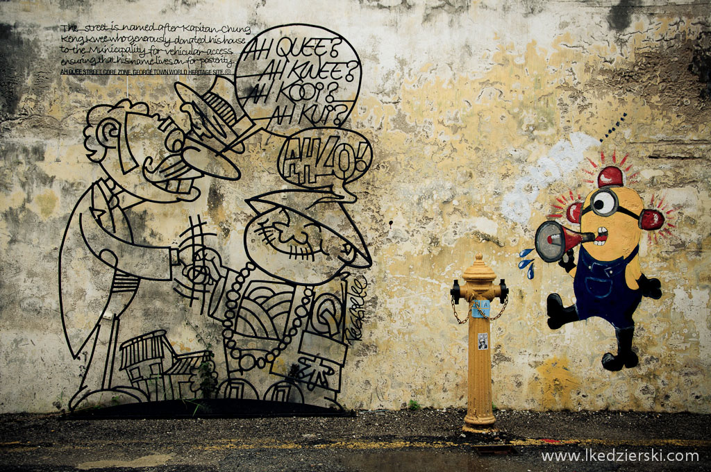 street art malezja
