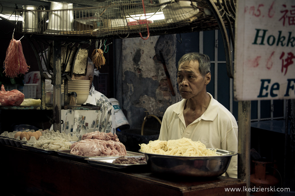 malezja street food