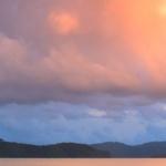 Magiczny zachód słońca na Langkawi