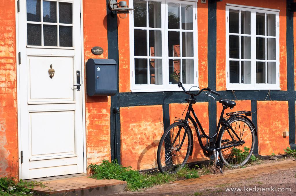drzwi rower