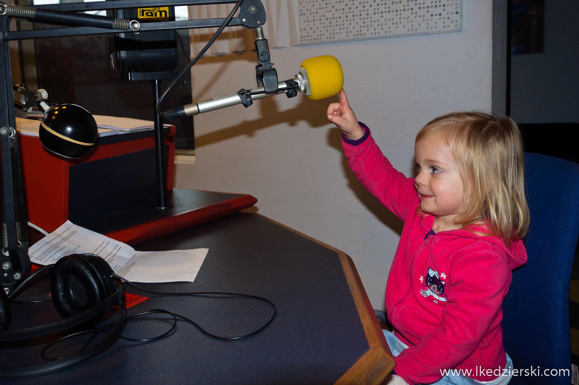 nadia w podróży w radiu ram