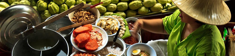 panorama co warto zobaczyć w tajlandii