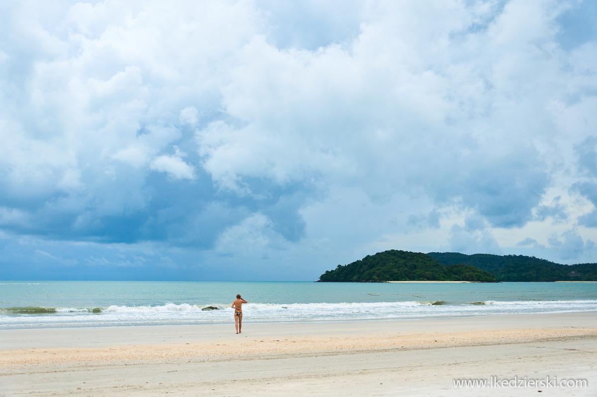 plaża na langkawi nadia