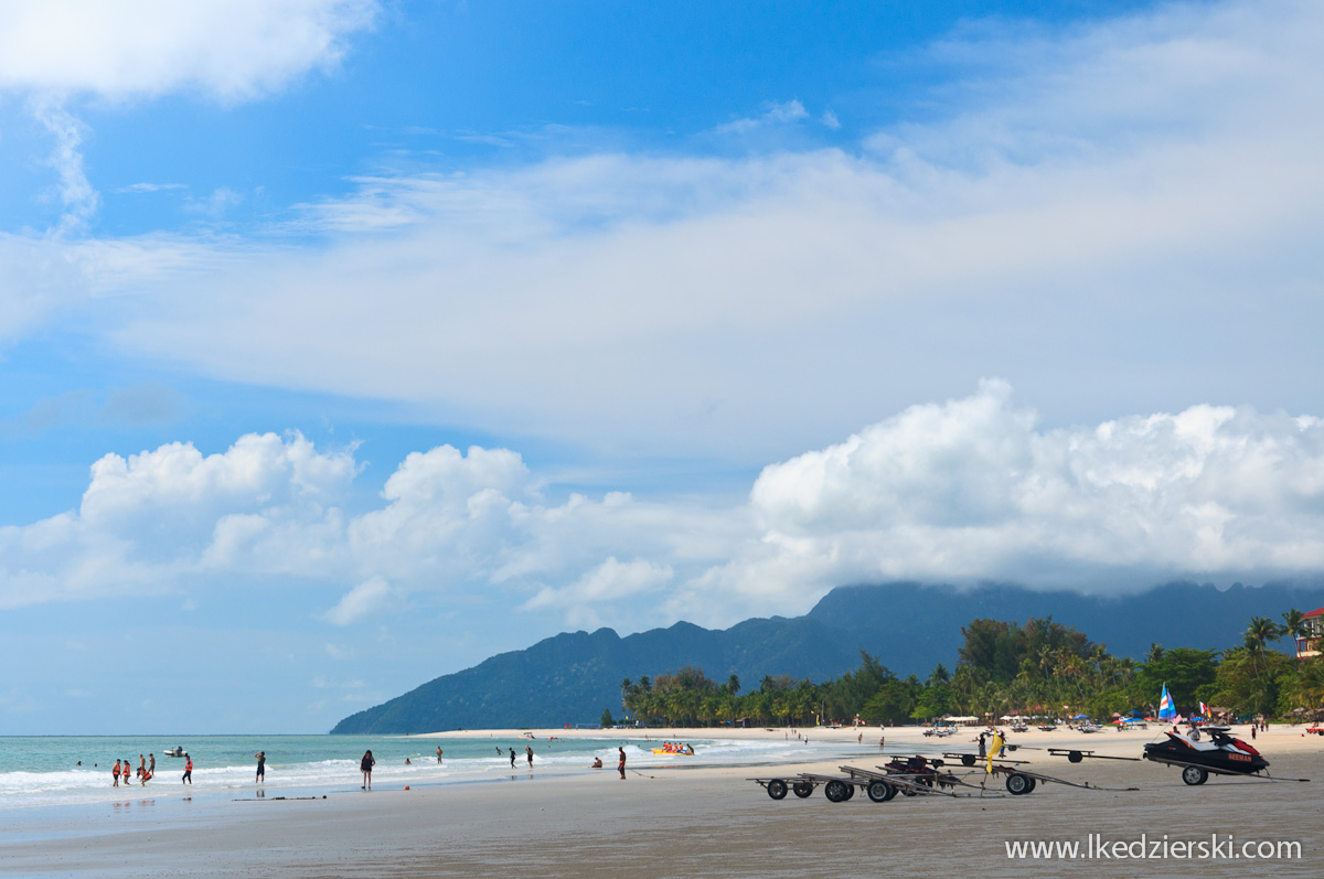 plaża na langkawi