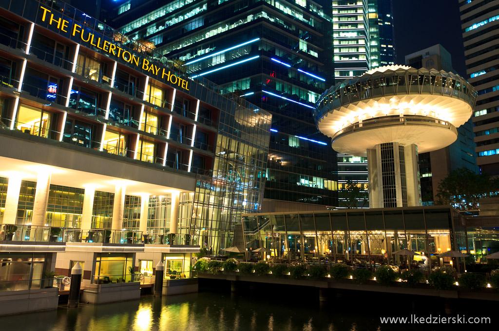 singapur by night marina bay