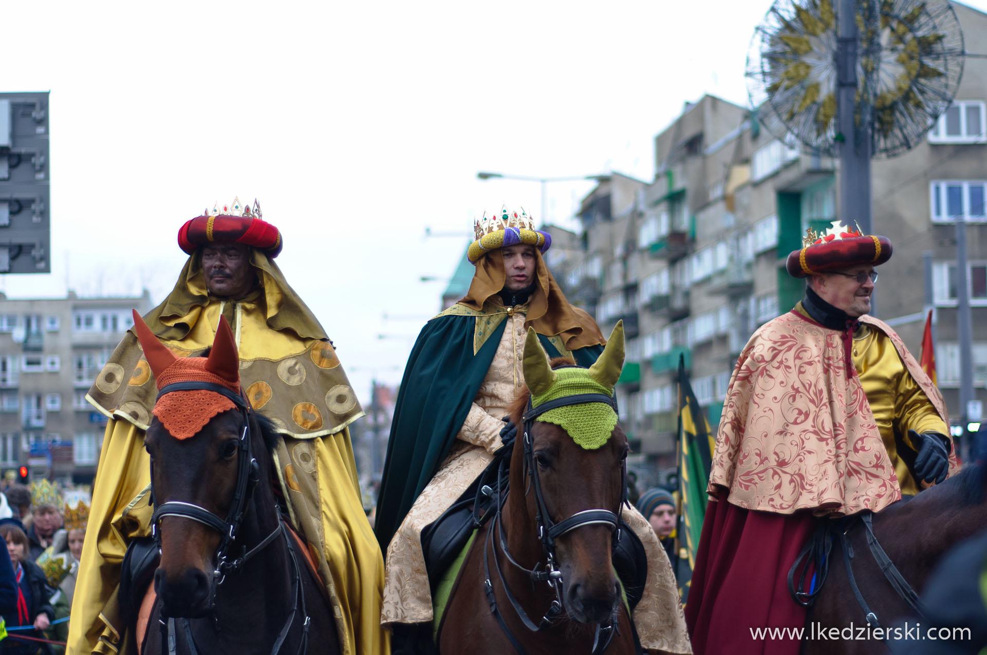 wrocław orszak trzech króli we wrocławiu