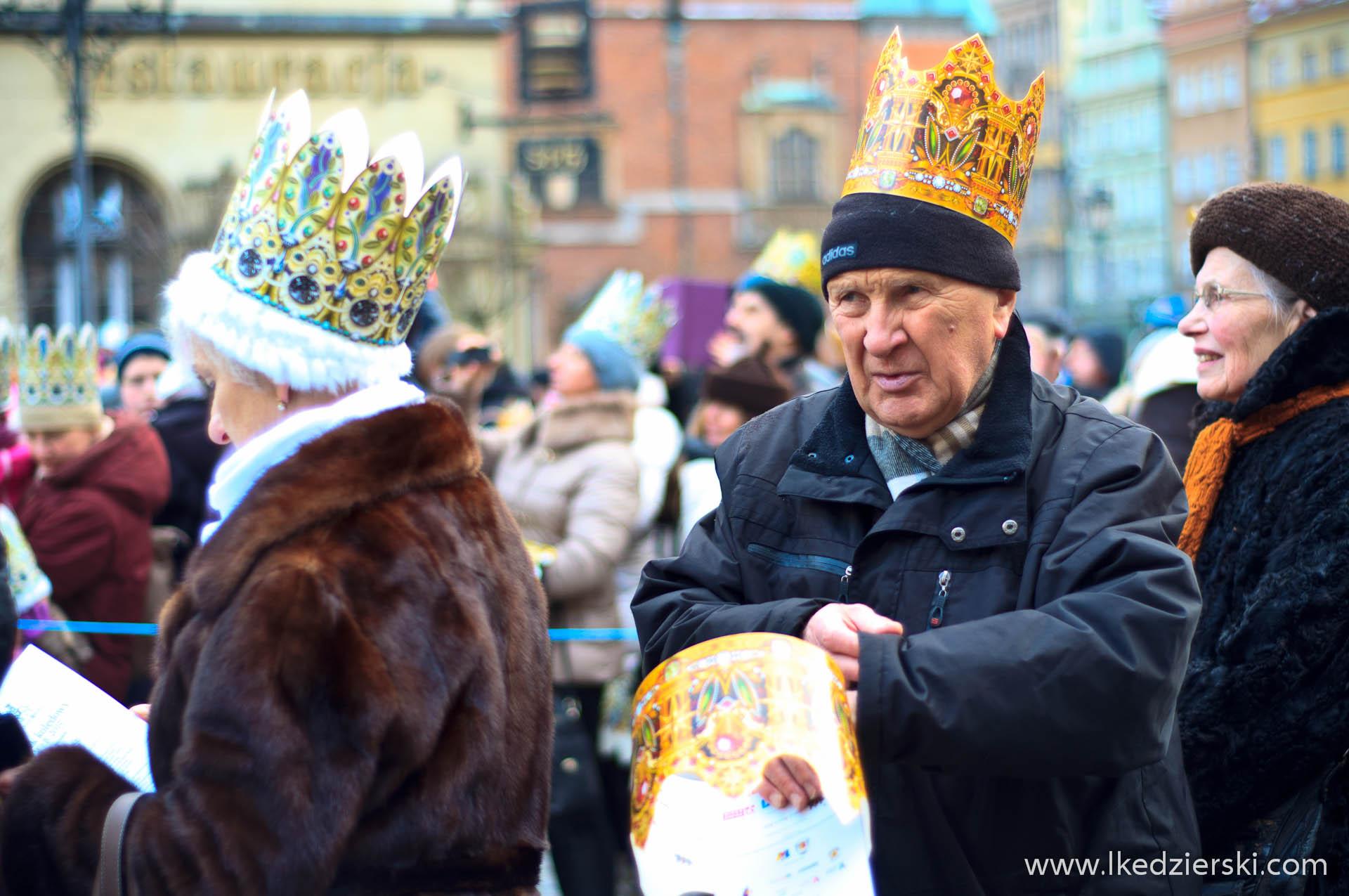 trzej królowie we wrocławiu święto trzech króli