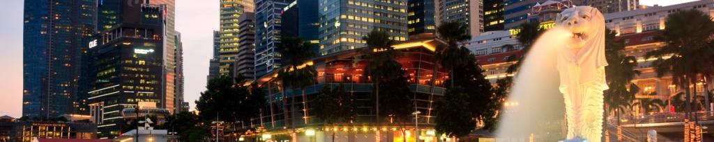 panorama singapur