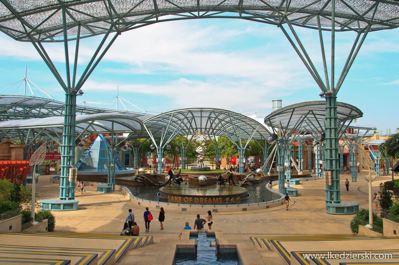 singapur wyspa sentosa co warto zobaczyć w singapurze