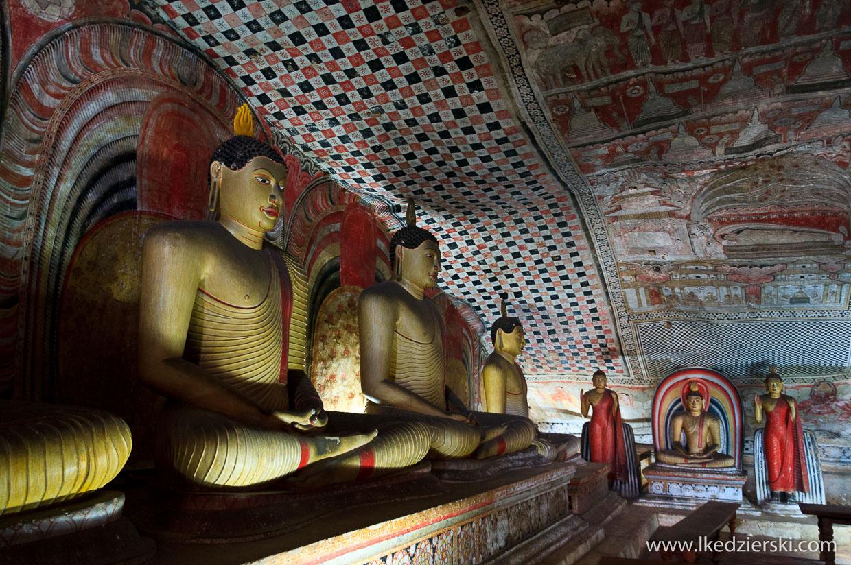 dambulla temple maharaja viharaya
