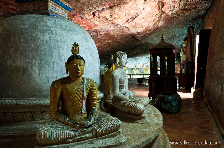 dambulla rock temple maharaja viharaya