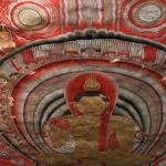 Rock Temple w Dambulla
